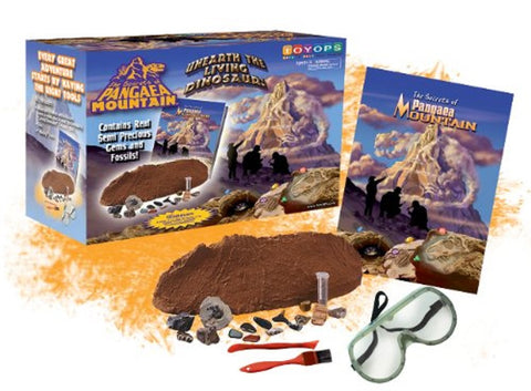 Triops The Secrets of Pangaea Mountain Kit