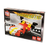 Artec Blocks FORCE Transporter 10 in 1 Set 100 Pieces