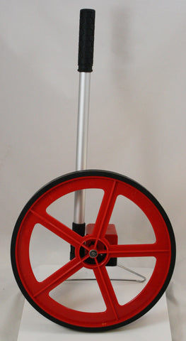 Deluxe Trundle Wheel w/Mechanical Counter and Carry Case