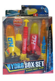Liqui-Fly Deluxe Air Pressure Water Powered Hydro Rocket Set
