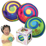 4 Inch Mini Wiggly Giggly Ball by Toysmith