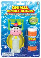 Animal Bubble Blower Soap Bubbles Fun