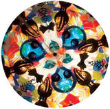 9 Inch Large Magic Marbles Kaleidoscope Viewing Toy NIGHT SKY Design