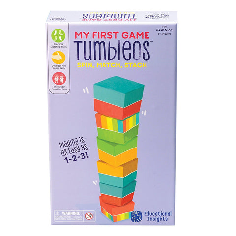 Educational Insights My First Game: Tumbleos