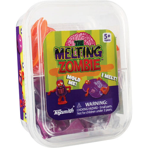 Melting Zombie Putty Activity Kit-Purple & Orange-By Toysmith