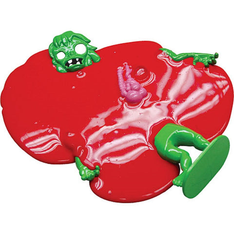 Melting Zombie Putty Activity Kit - Red & Green - By Toysmith