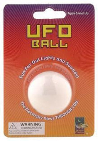 UFO Circuit Energy Ball Conductivity Electricity
