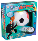 Ultra Glow Air Power Soccer Disk w/Black Light LEDs