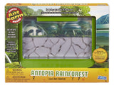 60th Ant-iversary Uncle Milton Antopia Rainforest Live Ant Farm