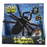 Uncle Milton Scare Factor Remote Control Tarantula w/Light Up Eyes
