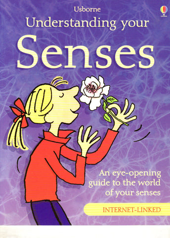 UNDERSTANDING YOUR SENSES  Book from Usborne