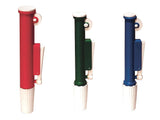 25ml Red 10ml Green and 2ml Blue Pipette Pumps