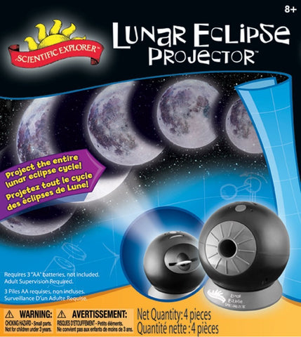 Scientific Explorer's Lunar Eclipse Projector by Poof Slinky