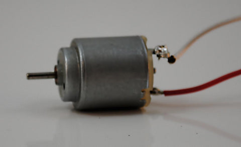 Miniature DC Electric Motor