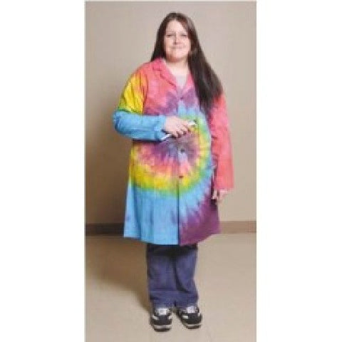 Lab Coat - Tie Dyed XL