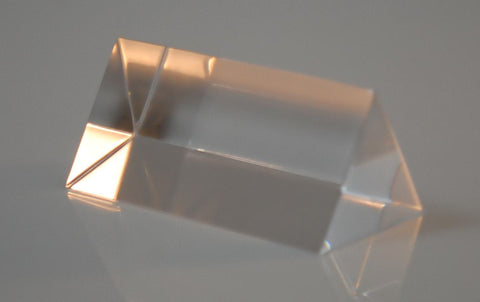 Equilateral Acrylic Prism 50x25mm
