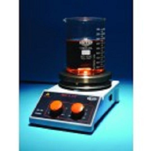 Analog Hot Plate Magnetic Stirrer - Hotplate Heats to over 600F