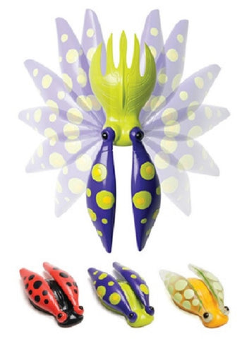 Beetle Spork Combination Spoon and Fork - Colors Vary