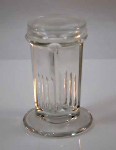 Glass Coplin Staining Jar w Glass Lid: Holds up to 10 Slides