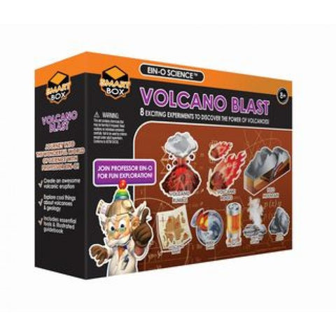 Ein-O Science Volcano Blast Experiment Kit