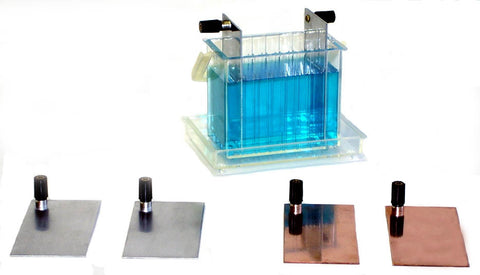 Voltaic Cell, Chemistry Experiment