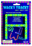 Wacky Tracks Form and Fidget Toy By Toysmith