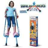 Walkaroo Stilts by Air Kicks Easy Balance Aerobic Fun