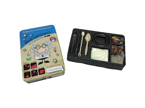 Crazy Scientist Lab Kit Water Gell Science by Purple Cow