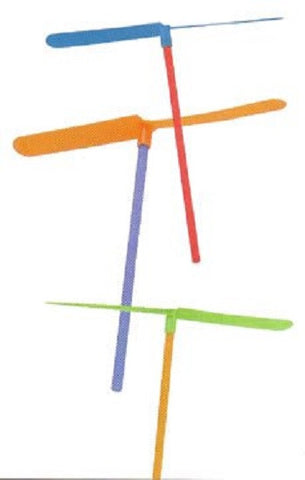 10 Amazing Wacky Whirlers: Flying Propeller Air Powered Flight Toys - Online Science Mall