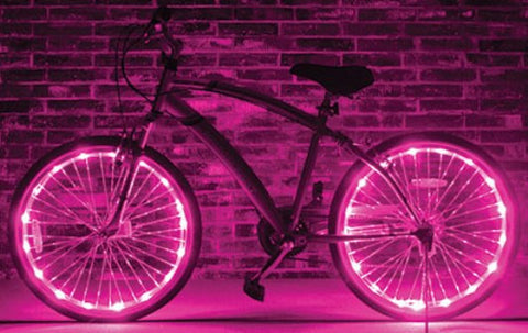 Wheel Brightz Pink LED Light Strip by Brightz, Ltd.