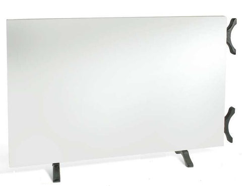 Large Magnetic Whiteboard w/Cast Iron Feet