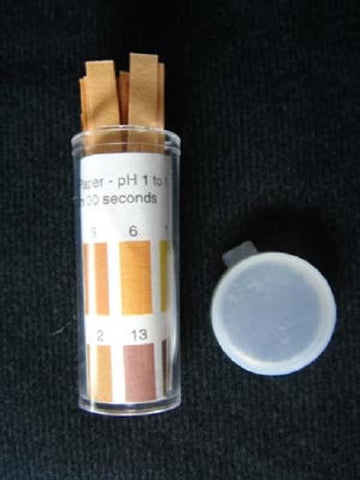 Wide Range PH Test Paper Strips Indicator 100 strips