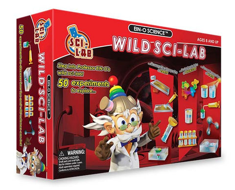 Ein-O Science Wild Sci-Lab Experiment Kit