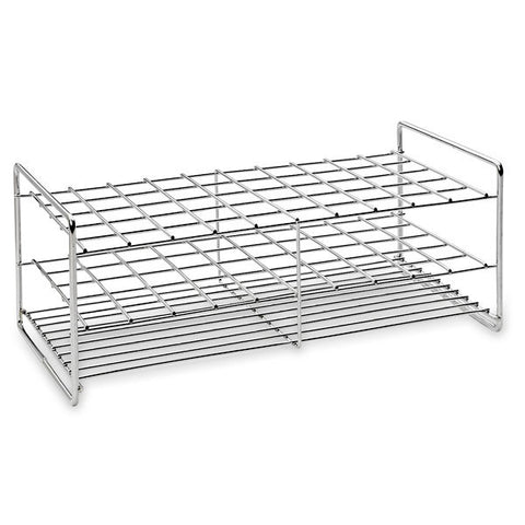 50 Place Wire Test Tube Rack for 22mm Test Tubes