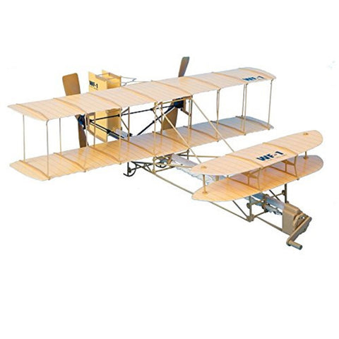 Giant Wright Flyer - First Powered Flight Model Airplane Kit