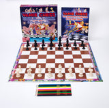 Yamie Chess - K-8 Educational Math Learning Game