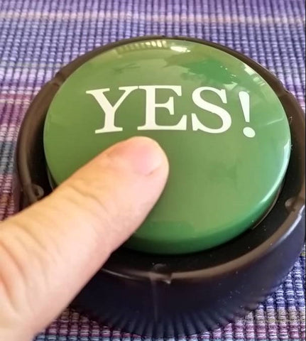The Yes Collectibles Button