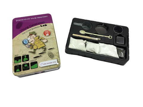 Crazy Scientist Lab Kit Young Detectives by Purple Cow