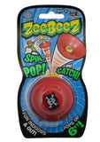 ZeeBeez Pop & Bounce Toy Pack of 2 by HogWild (Colors & Styles Vary)