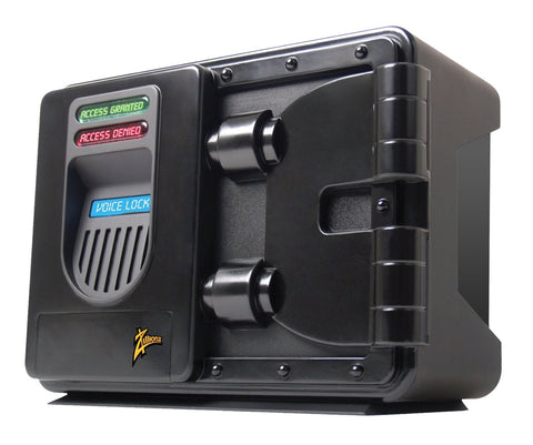 Zillionz Voice Activated Safe