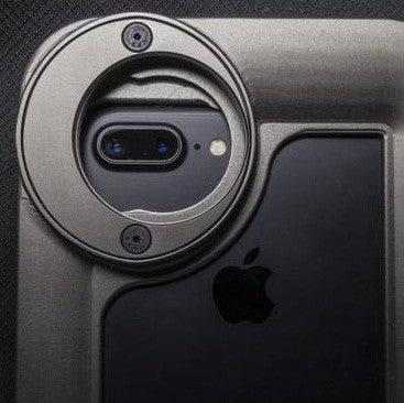 The Helium Core iPhone rig for the iPhone 7 Plus