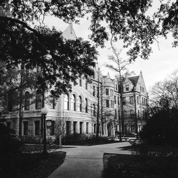 Tulane University Campus, New Orleans