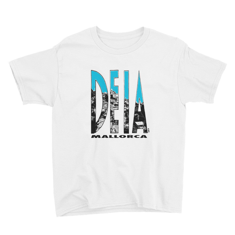 Deia Women's short sleeve t-shirt Wht
