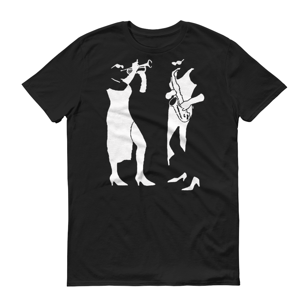 AB3 Mens' Jazz Duet t-shirt
