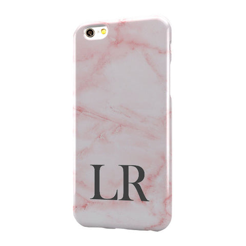 Pink Marble Large Bottom