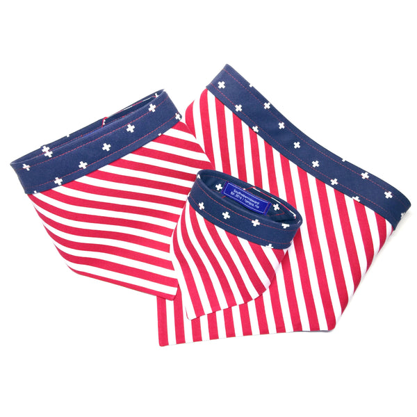 Americana Stripes Bandana