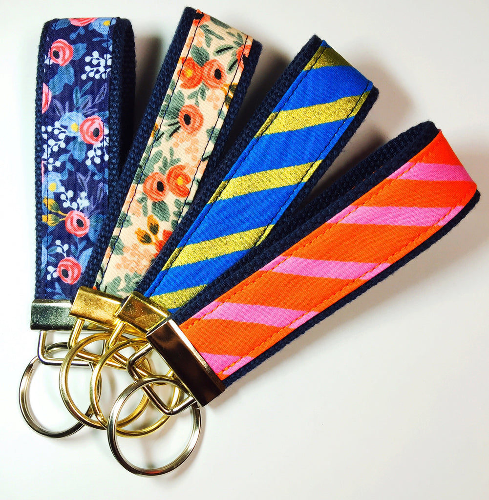 Rifle Paper Co. Key Fob