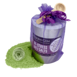 HG De-Stress Bath Salts in Large Tin (Ring)