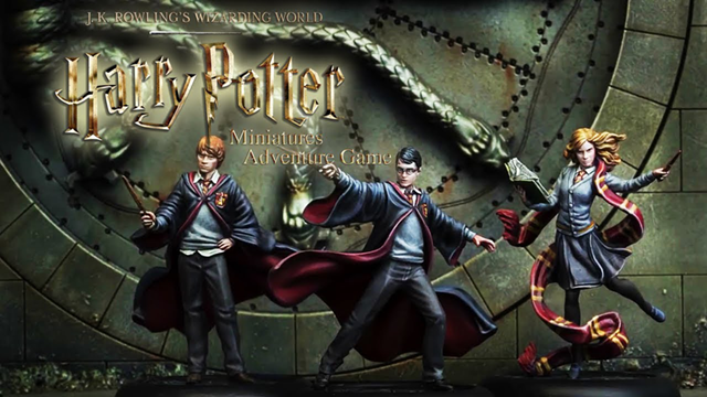 Step Into the Magical World of Harry Potter!