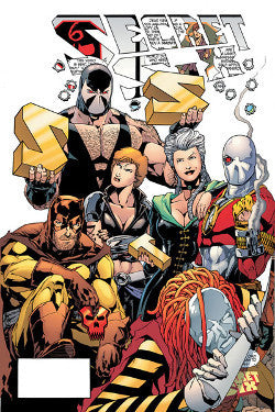 Just Who Are the Secret Six?